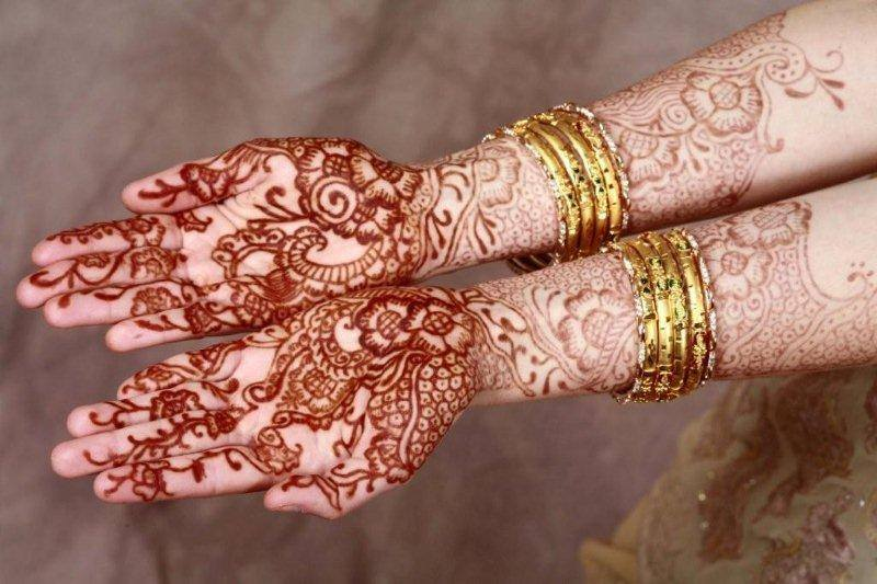 Henna Tattoo For Indian Wedding: 20+ Beautiful Wedding Special Henna Mehndi Designs
