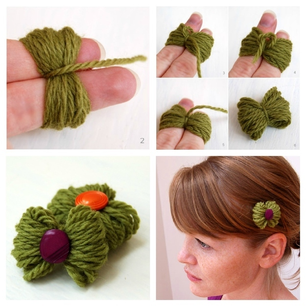 32 Creative No-Knit DIY Yarn Project Tutorials