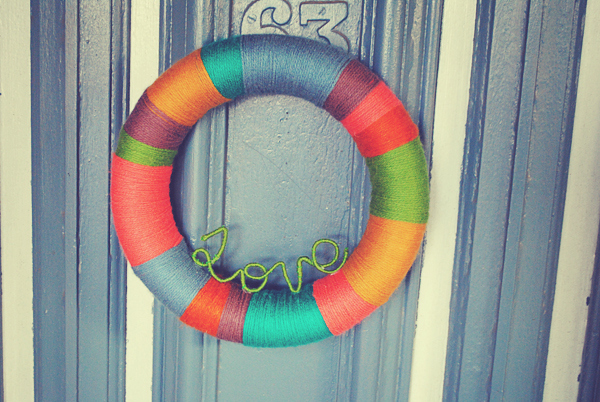 32 Creative No Knit Diy Yarn Project Tutorials Art Amp Craft Ideas