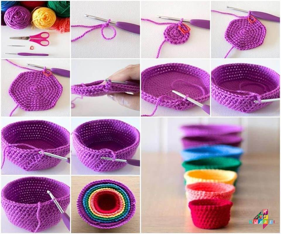 15 beautiful amp easy diy crochet projects   step by step