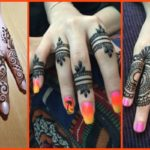 15+ Beautiful Mehndi Designs for Fingers