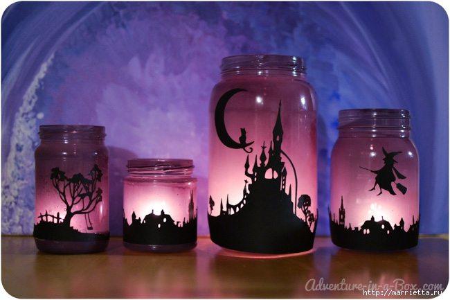 how to make fabulous night lamp art craft ideas