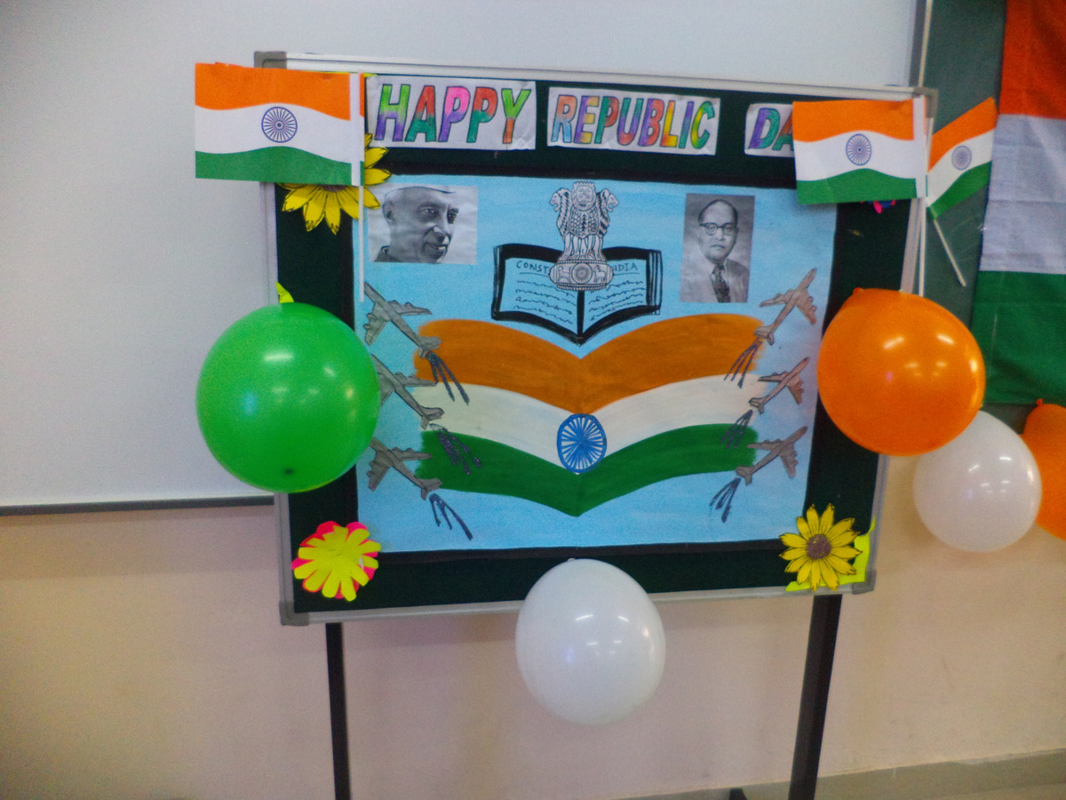 40 republic day art and crafts for kids to make art for Art and craft for school decoration