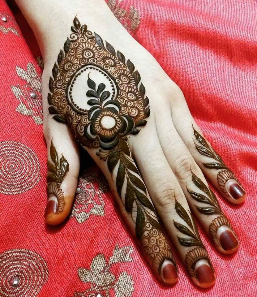 30 Unique Mehndi Designs For Hands