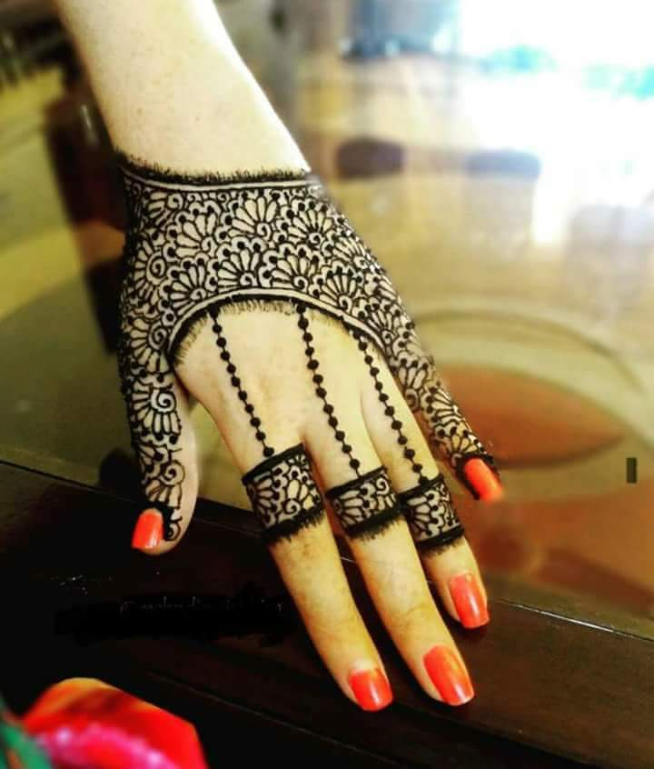 Home Design Ideas 3d: 30 Unique Mehndi Designs For Hands