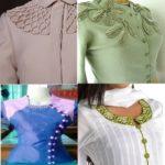 Different Types Of Kurta Neck Designs