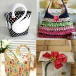 Handmade cloth bag patterns