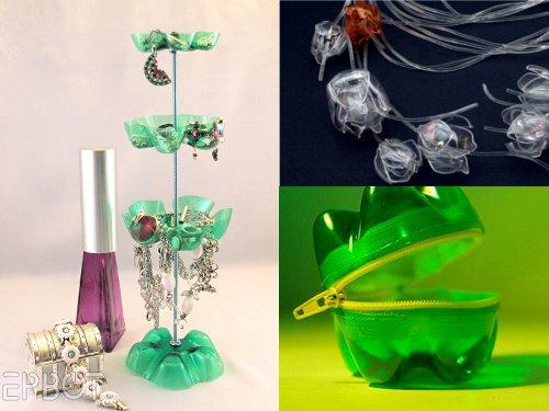 Diy Creative Ways To Reuse Old Plastic Bottles Art Craft Ideas