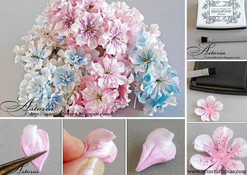 Art craft ideas page 21 of 69 get daily art and crafts ideas beautiful roses can be made from the watercolor paper the color scheme can be very different and the use of such flowers in the decoration mightylinksfo