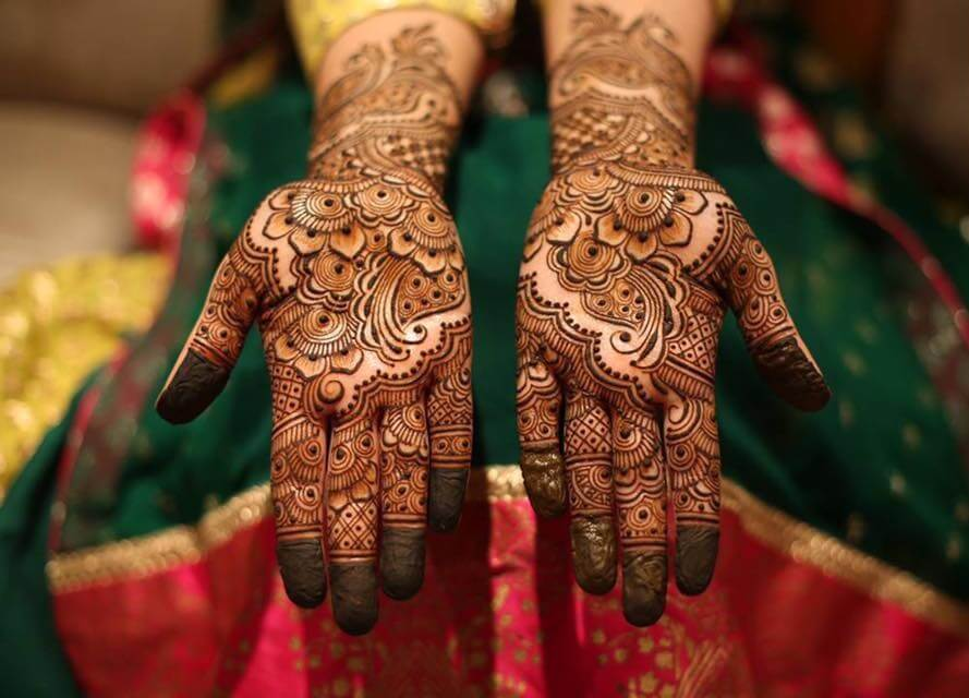 25 Latest Bridal Henna Mehndi Designs Art Amp Craft Ideas