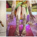 25+ Latest Bridal Henna Mehndi Designs