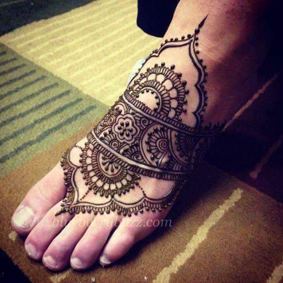 best 25 bridal mehndi design for legs   art amp craft ideas