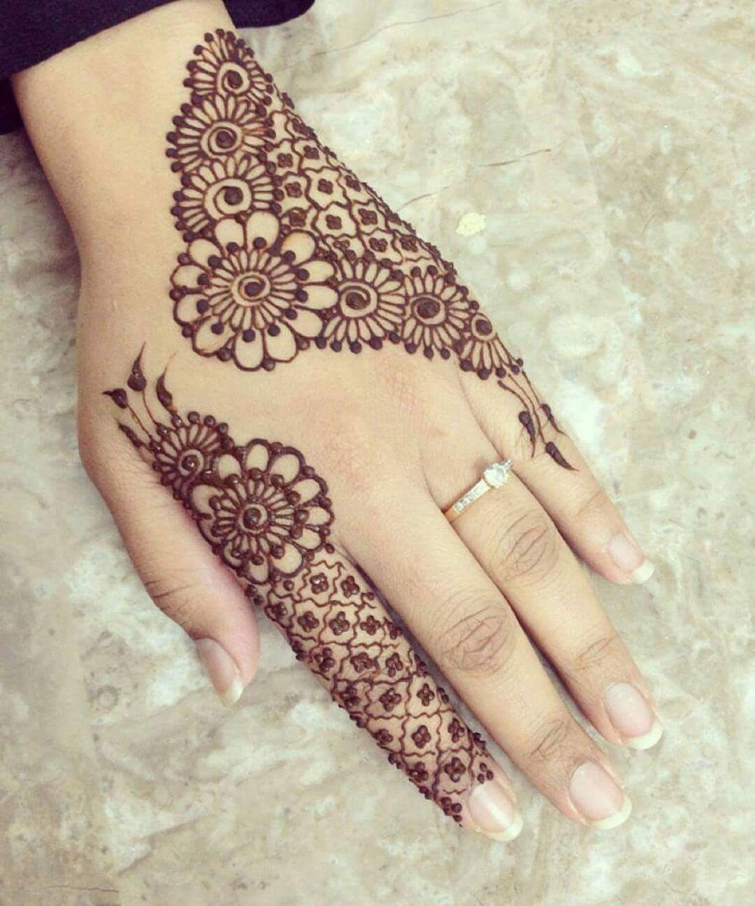 30 easy henna mehndi designs for every occasion art amp craft ideas