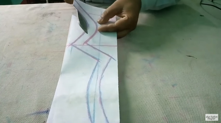 How To Sew Piping Neck Design Art Craft Ideas