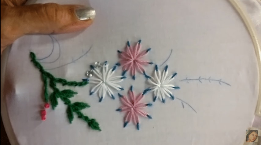 Simple Hand Beginner Embroidery Design Pictures Picturesboss
