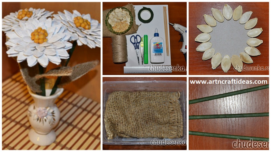Crafts From Natural Materials Are Perhaps The Most Favorite Form Of Creativity In Children All Ages Working With Retains Heat And