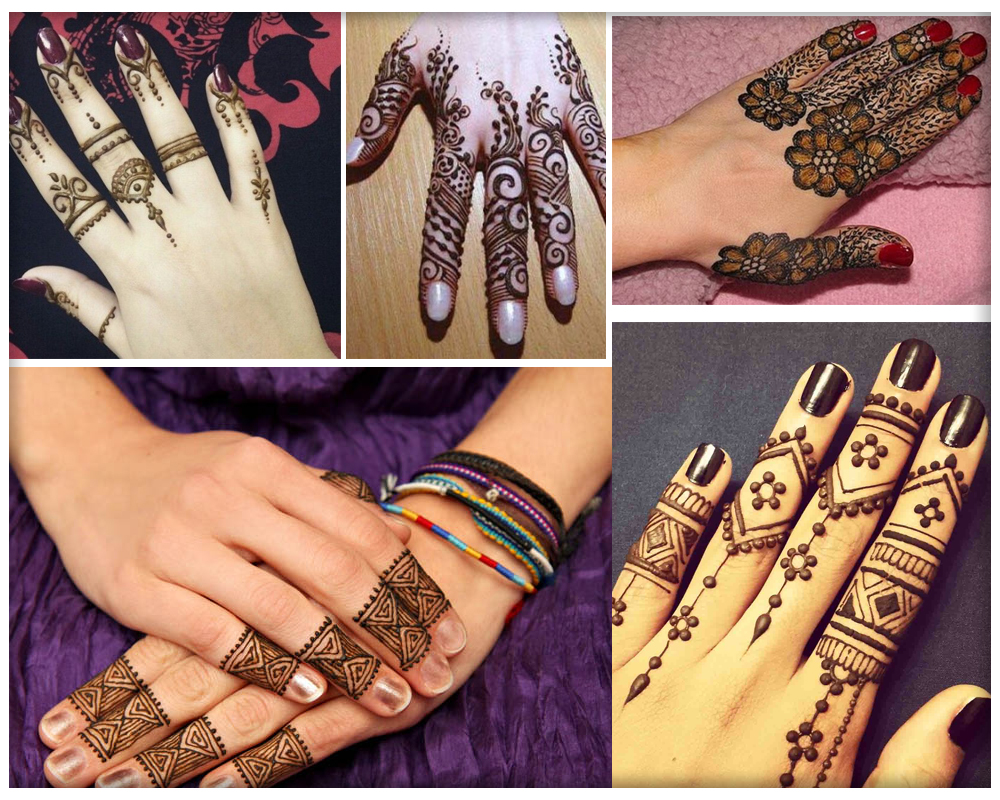 Fingers Mehndi Pics : Mehndi archives art craft ideas
