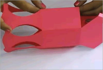 Step By Procedure To Make Handmade Paper Gift Bag