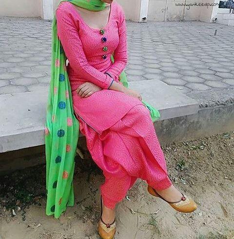 Different Types Of Best Designer Punjabi Salwar Suits For All Time