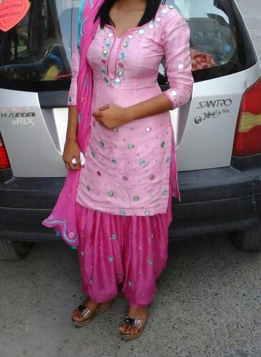 Different Types Of Best Designer Punjabi Salwar Suits For All Time ...