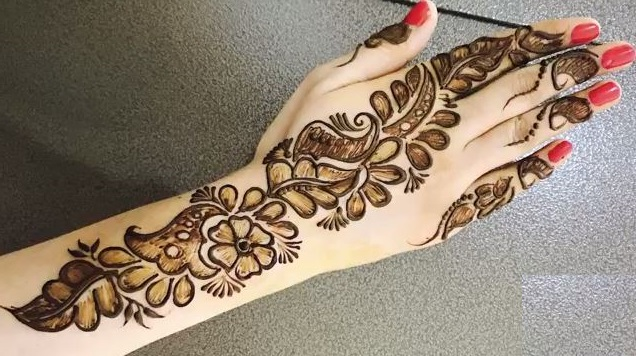 Easy Mehndi Tutorial : Art craft ideas get daily and crafts tutorials