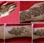 Easy DIY Mehndi – Requested Mehendi Designs For Beginners Step By Step