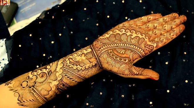 Mehndi Designs Learning Hands : Mehndi designs archives art & craft ideas